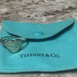 Tiffany's heart ring